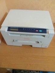 Продам МФУ лазерный принтер + сканер + ксерокс Workcentre 3119