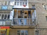 Ремонт,  расширение балконов и лоджий Одесса