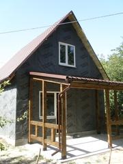 Предлагаем новый недорогой дом к дачному сезону