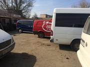 автосервис по ремонту микроавтобусов Mercedes и Фольксваген