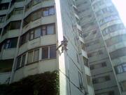 Услуги альпинистов высотников..Высотные работы.в.Одессе.