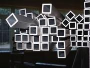 Труба алюминиевая квадратная 40х40х1, 2 40*40*2 40х40х2, 5мм сп. АД31Т5