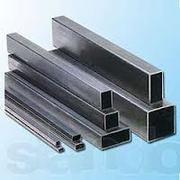 Труба алюминиевая профильная прямоугольная 25х14х2, 0мм сплав АД31Т5