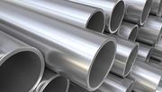 Трубы алюминиевые круглые,  квадратные,  прямоугольные,  широкий выбор.