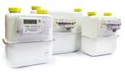 Счетчики газа Метрикс Metrix G1.6;  G2.5;  G4