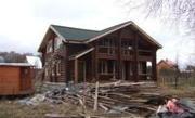 Купить сруб Строительство готовых деревянных домов в сруб из ели