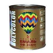 Краска ПФ-266 Поликолор в Одессе.