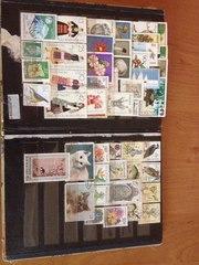 Продам набор почтовых марок разных стран