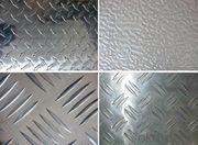 Алюминиевый лист рифленый 1х1000х2000