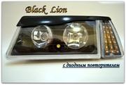 Фары ваз 2109 Black Lion