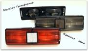 Фонари задние ваз 2101 и 21011 со сменными стёклами