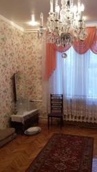 Продам трехкомнатную кв. сталинский дом р-н Ивановского моста,  Щорса.
