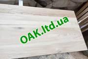 Мебельный щит дубовый