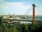 Склад в Одессе 1650 м кв,  высота 13 м.  warehouse in Odessa,  Ukraine
