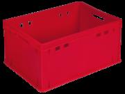 Ящики пластиковые для мяса,  колбас,  фарша,  ящики под заморозку,  ящики