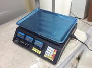 Crystal 40 kg. весы электронные с калькулятором