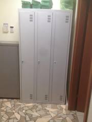 Шкаф для раздевалки LE 31