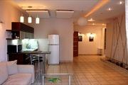 Сдам посуточно двухкомнатную квартиру 95м кух-студия ЖК Новая Аркадия