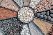 Песок,  бетон,  щебень,  отсев,  керамзит в Одессе.