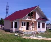 Купить сруб Строительство дома из елового сруба