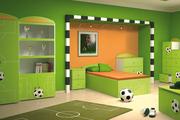 Baggi мебель оснащена специальными петлями,  стойкими на резкие движени