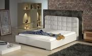 Чернигов купить кровать с мягким изголовьем Frost – значит решить сраз