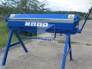 Станок для гибки и резки тонколистового металла Maad ZG 1400/1, 5
