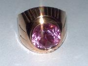 Перстень женский. Золото 583°