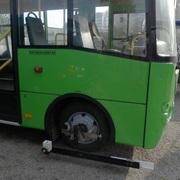 Лазерный стенд Вектор-СКВО-31 автобусы