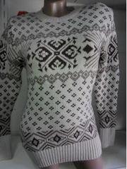 Распродажа тёплых свитеров