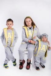 Детский костюм тройка по приятной цене