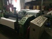 Продам оборудование для перемотки и нарезки бумаги и плёнки.