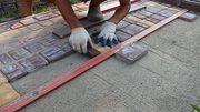 Укладка тротураной плитки в Одессе