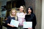 Обучение наращиванию волос 10 - 11 ноября 2016 г. В г. Одесса