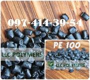 Предлагаем вторичный трубный полиэтилен -ПЕ100,  ПЕ80