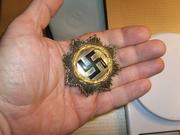 продам орден немецкий крест в золоте