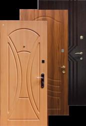 Нестандартные входные двери Ирбис