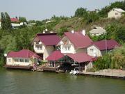 Посуточно дом на берегу р.Днестр в с.Маяки - рыбалка