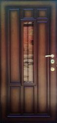 Нестандартные бронированные входные двери на заказ