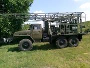 Буровая установка УКБ-500