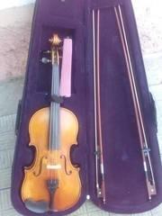 Мастеровая скрипка 19 век Германия