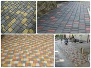 Тротуарная плитка «Старый город» 40 мм собственное производство