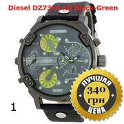 Стильные мужские наручные часы Diesel