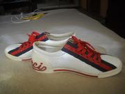 Продам кожаные кроссовки-мокасины б/у р-р. 38-39 в Одессе - 500 грн.