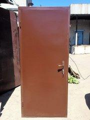 Входная техническая дверь Торнадо производства торговой марки ТМ МСМ