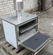 Хоспер украинский BQS-1 с камерой из нержавеющей стали