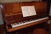Предлагаю уроки игры на фортепиано и сольфеджио