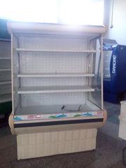 Холодильники открытые торговые продам
