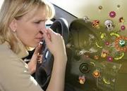 Устранение запахов в авто,  озонирование авто.