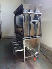 Миксер для производства готовых шпаклевок 650кг